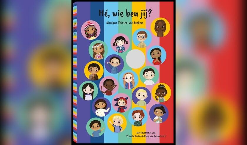 <p>De kleurrijke omslag van het boek.</p>